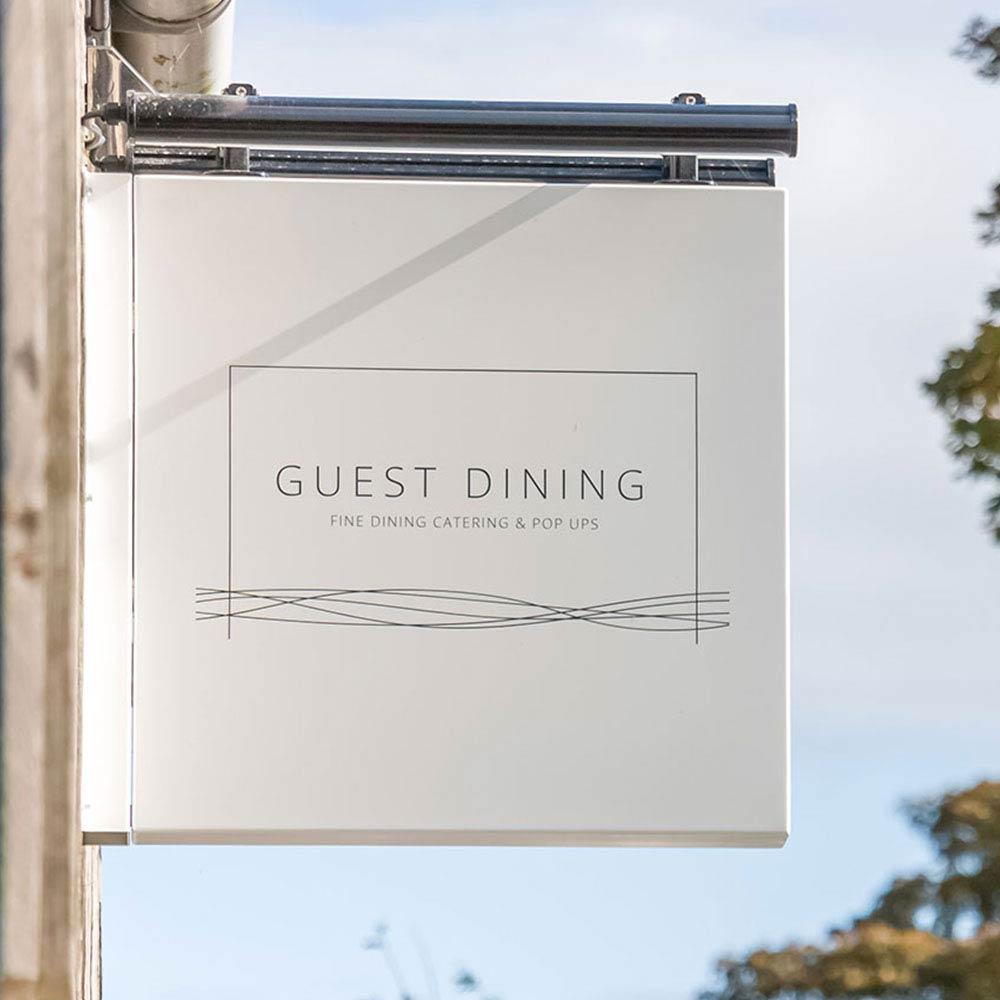 Guest Dining Portfolio