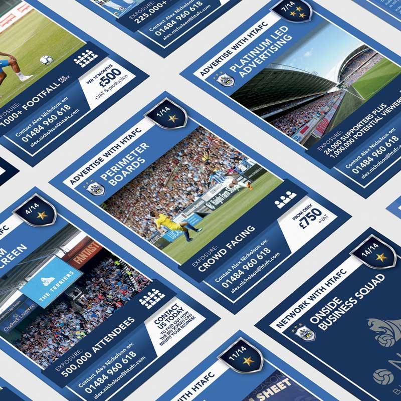 Huddersfield Town AFC Portfolio